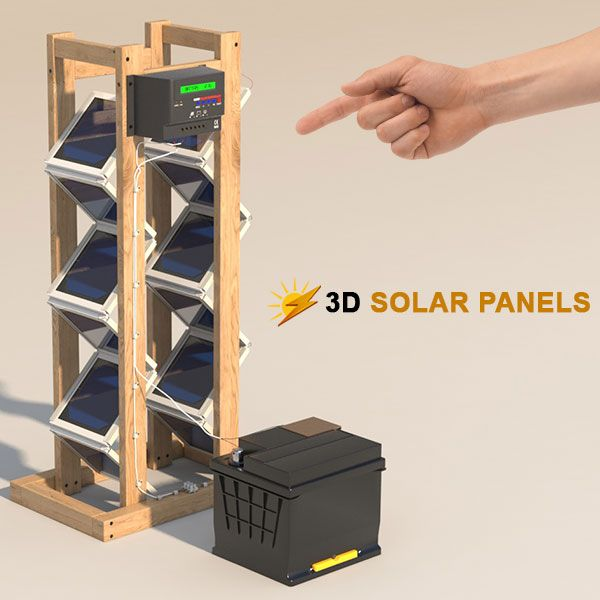 Small Solar Panel Systems Home