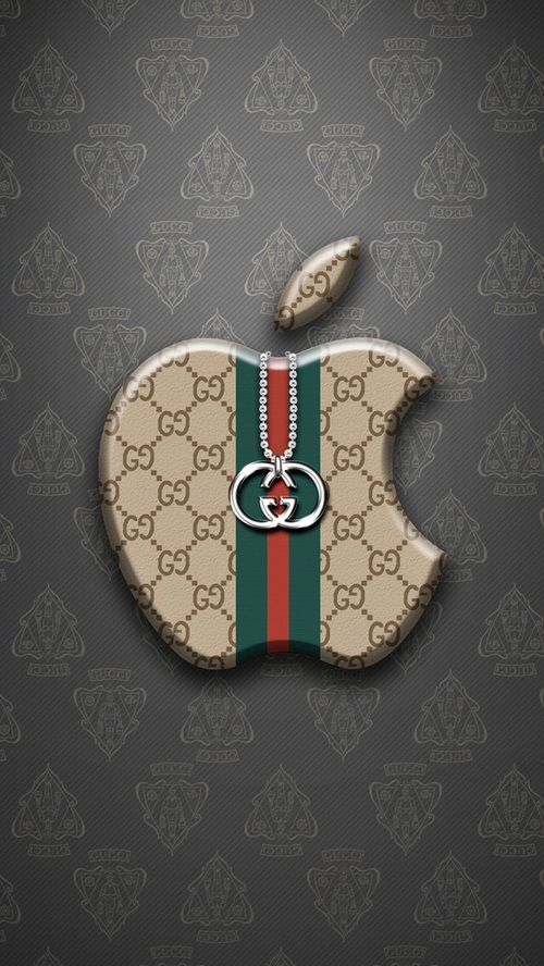 apple, gucci, and wallpapers image in 2019