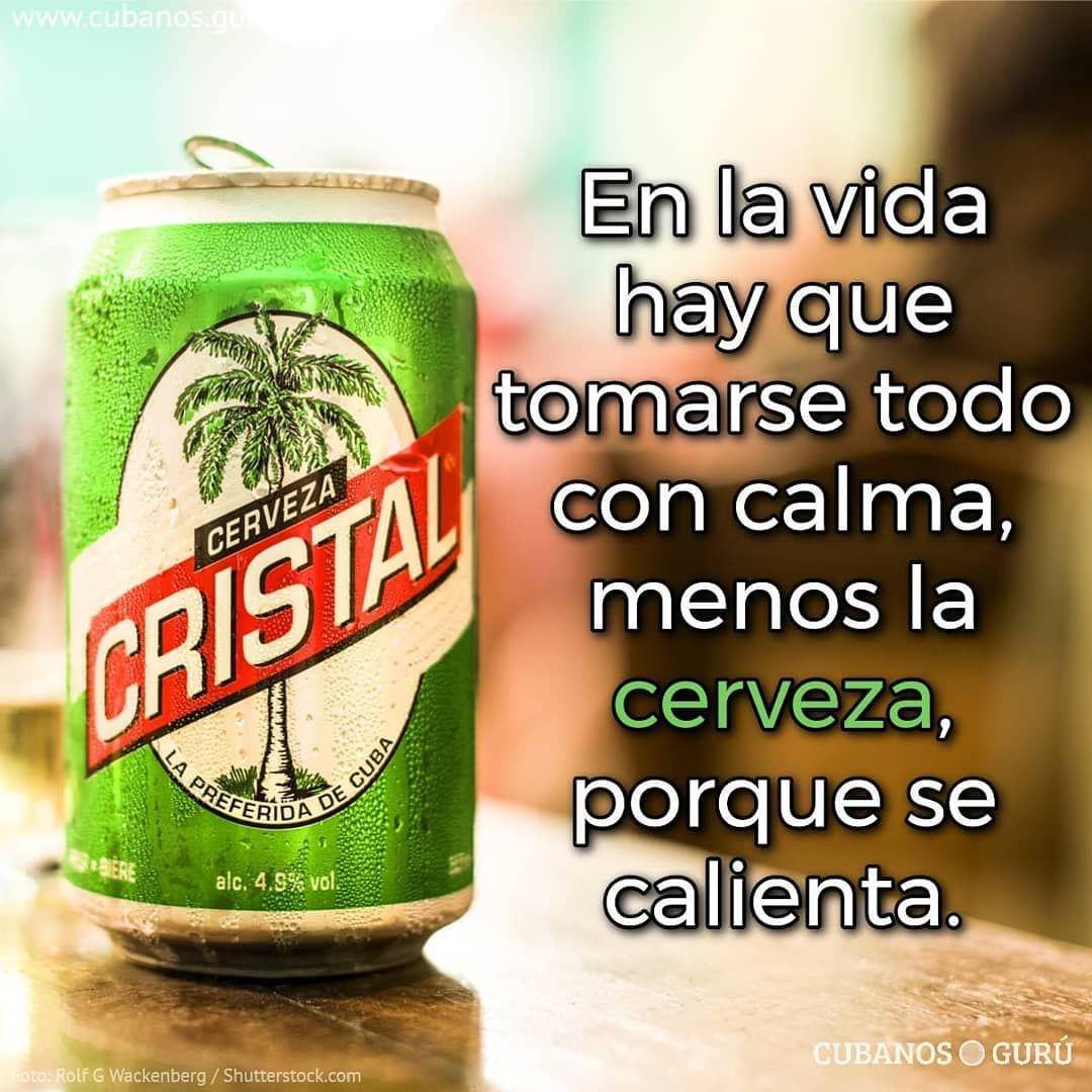 Te Amo Cuba On Instagram Ya Saben Beer Cerveza Tomar Cuba Cubanos Cuba Caribbean Travel Te Amo