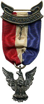 Front - Eagle Medal by Foley