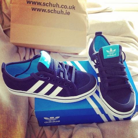 adidas Honey Low Trainers