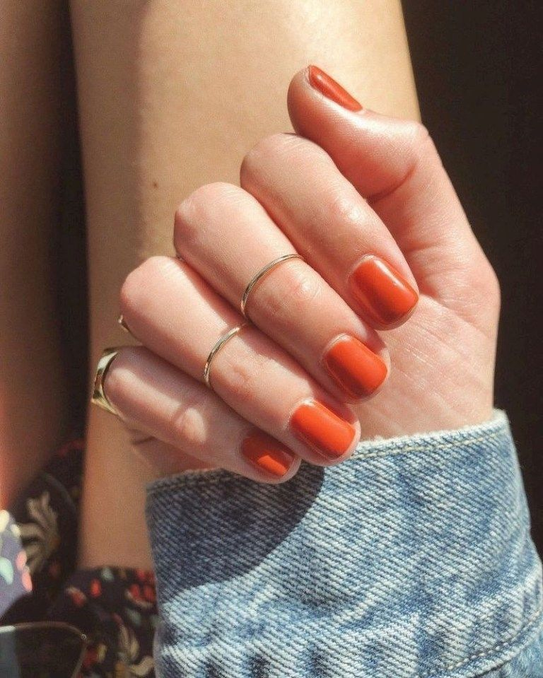 Most Amazing Summer Nail Color 2019 29 Outfital Com Spring