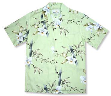 Grove Sage Hawaiian Shirt