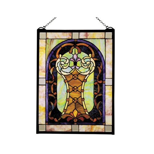 Scarberry Window Panel