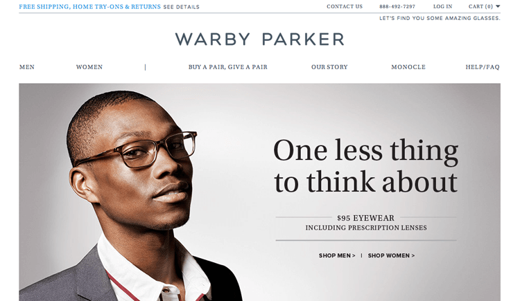 Warbyparker Png 750 435 Warby Parker Men Things To Think About Man Shop