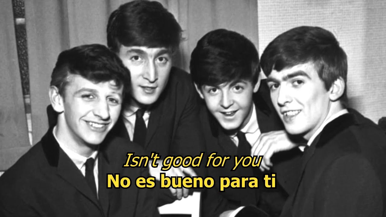 This Boy The Beatles Lyrics Letra Original Beatles Lyrics