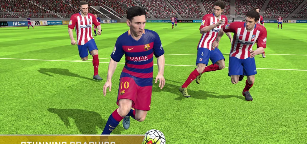 Fifa 16 Ultimate Team Apk Obb Data Free Download For Android