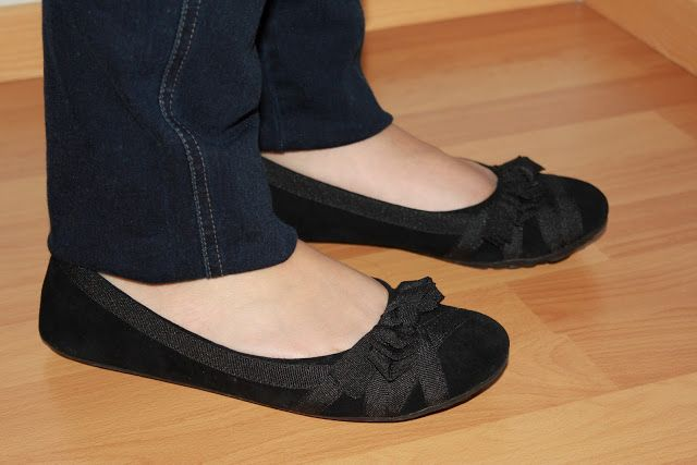 My other Hush Puppies flats...