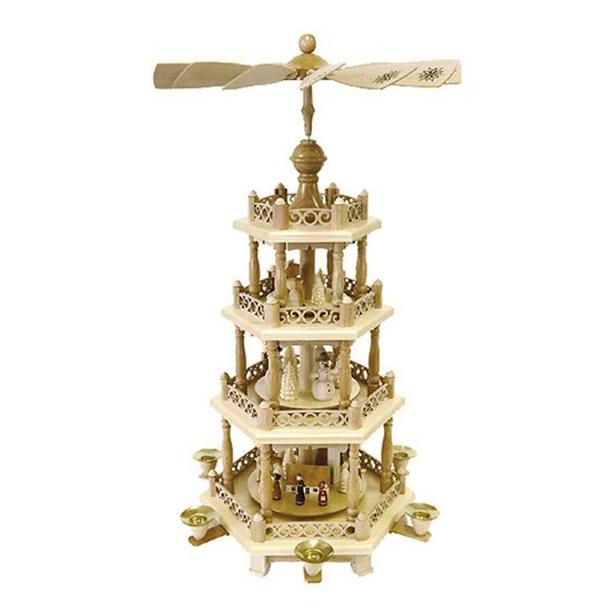 Wood Candle Holder Metal candelabra, Wood candle holders
