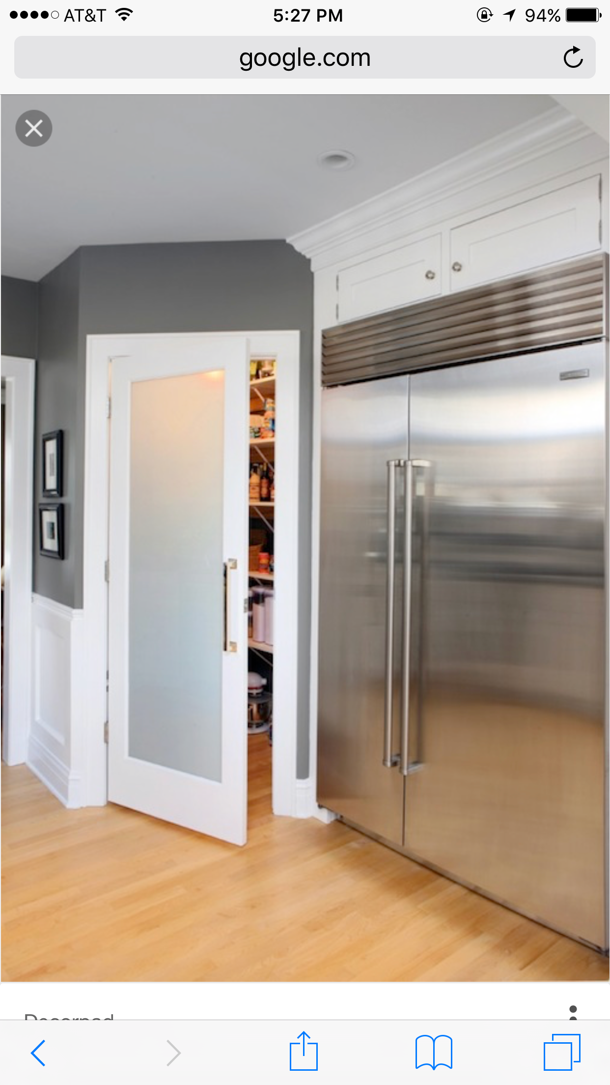 Hallway storage next  Walk in pantry  for the homeies  Pinterest  Larder