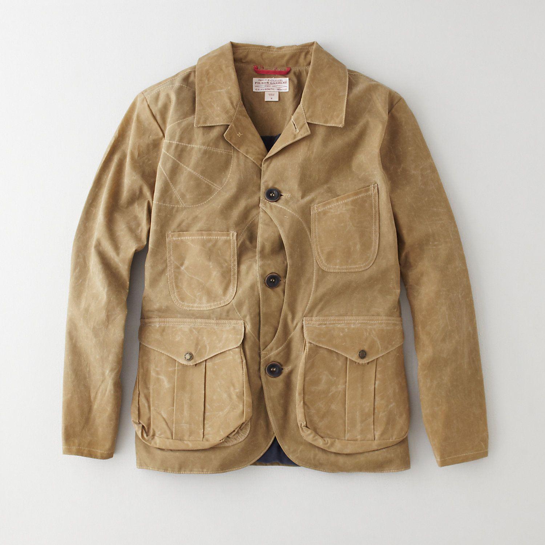 Mens jacket guide - Filson Guide Work Jacket Men S Outerwear Steven Alan