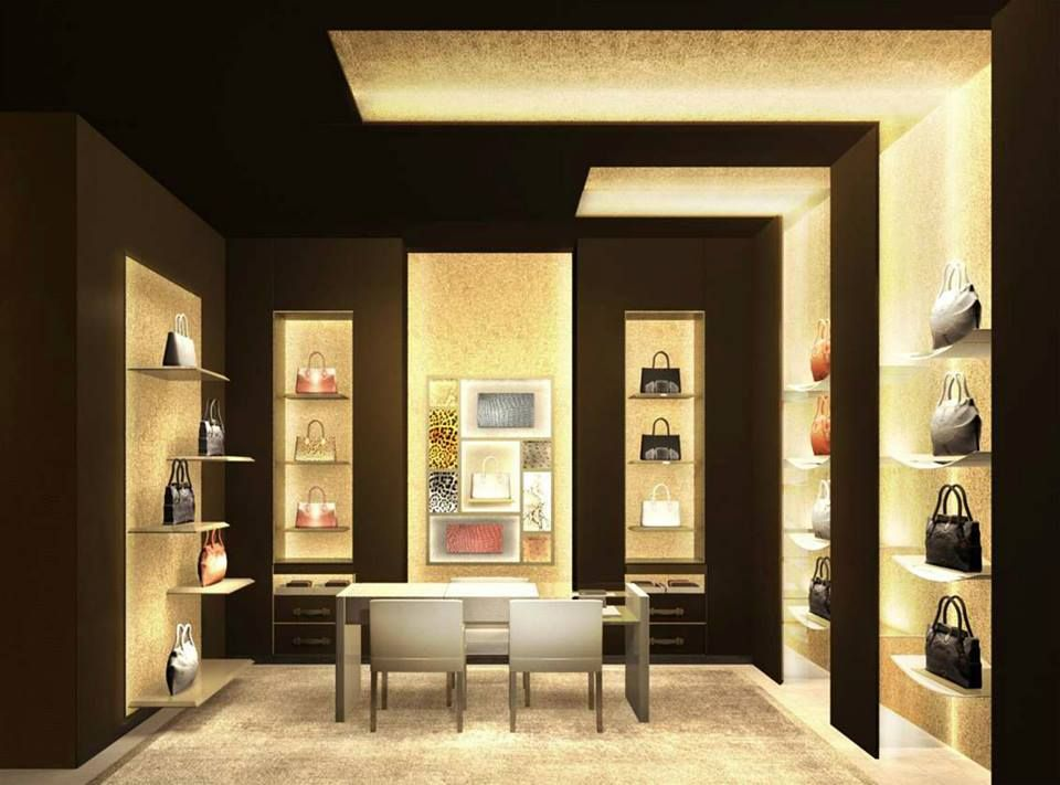 Fendi New Flagship Store Milan Via Montenapoleone Store