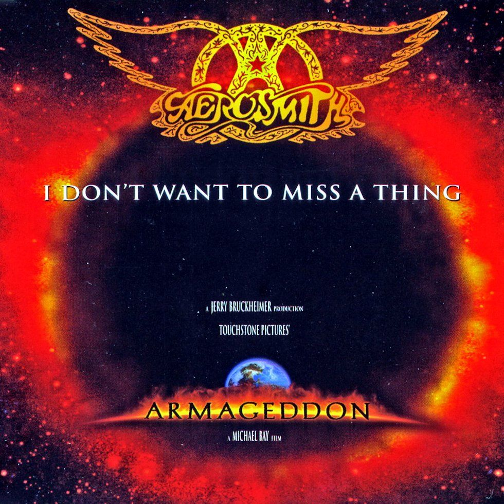 Aerosmith I Don T Want To Miss A Thing Musica The Last One Album