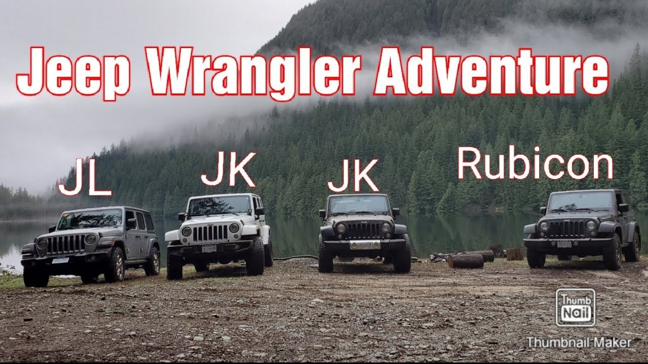 Jeep Wrangler Group Trailing Adventure In 2020 Jeep Wrangler