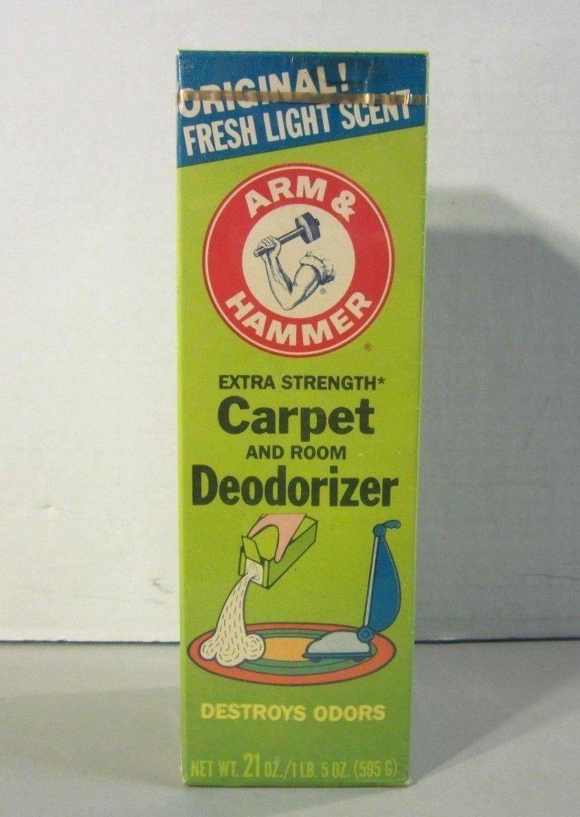 Arm Hammer Carpet Fresh