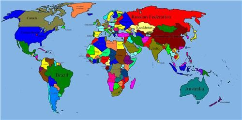 Political World Map Social Media \ Demographics Pinterest - best of world map poster time zones
