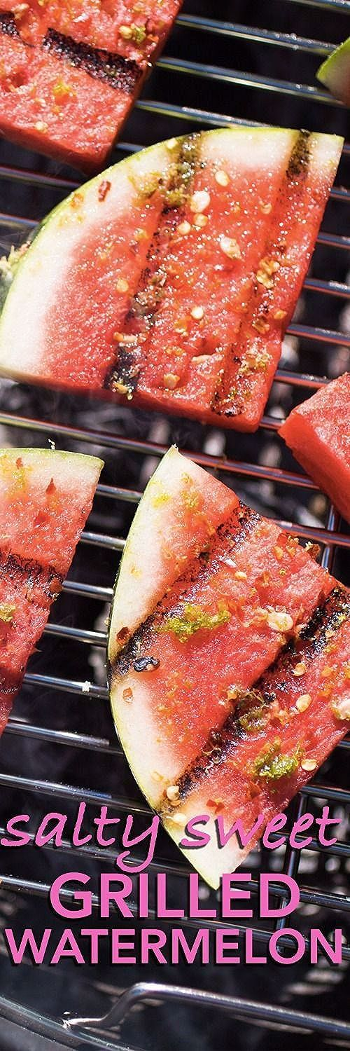 Photo of How To Grill Watermelon