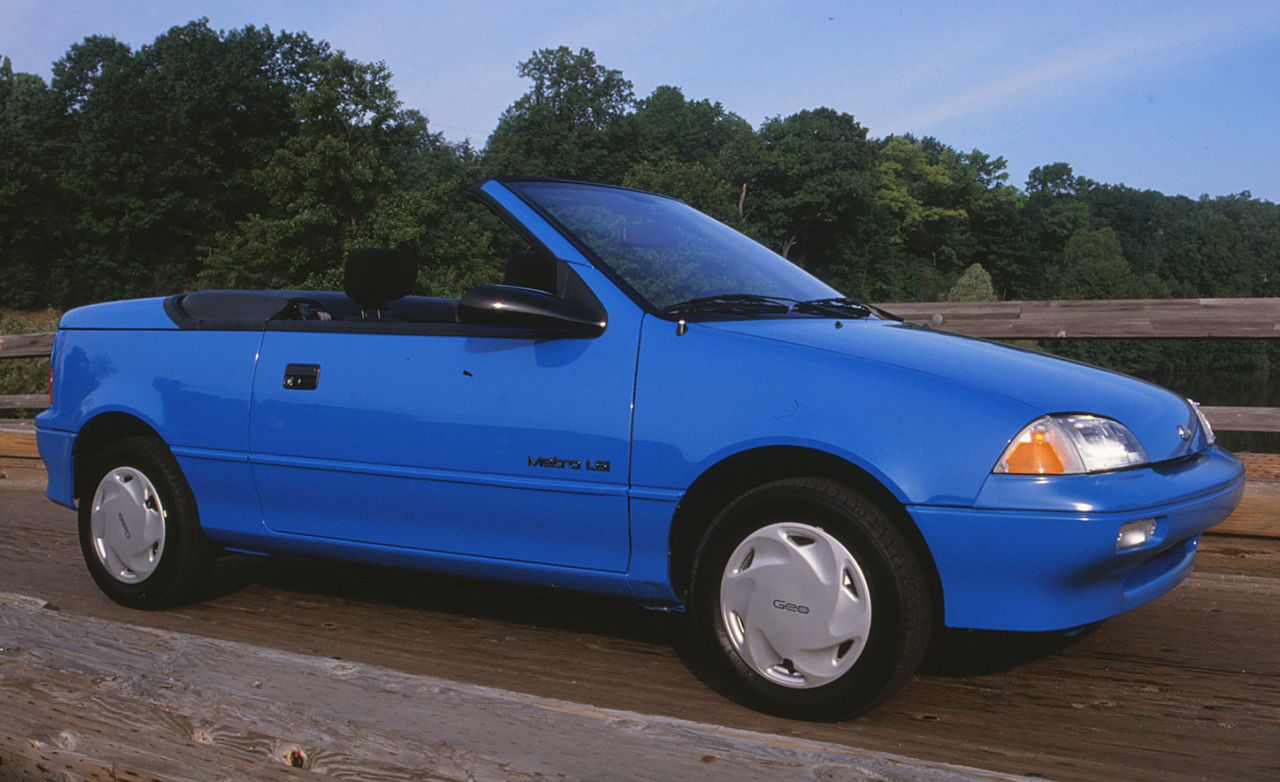 small resolution of geo metro convertible