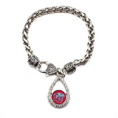 Ohio University Bobcats Adjustable MOM Bracelet With Round Charm