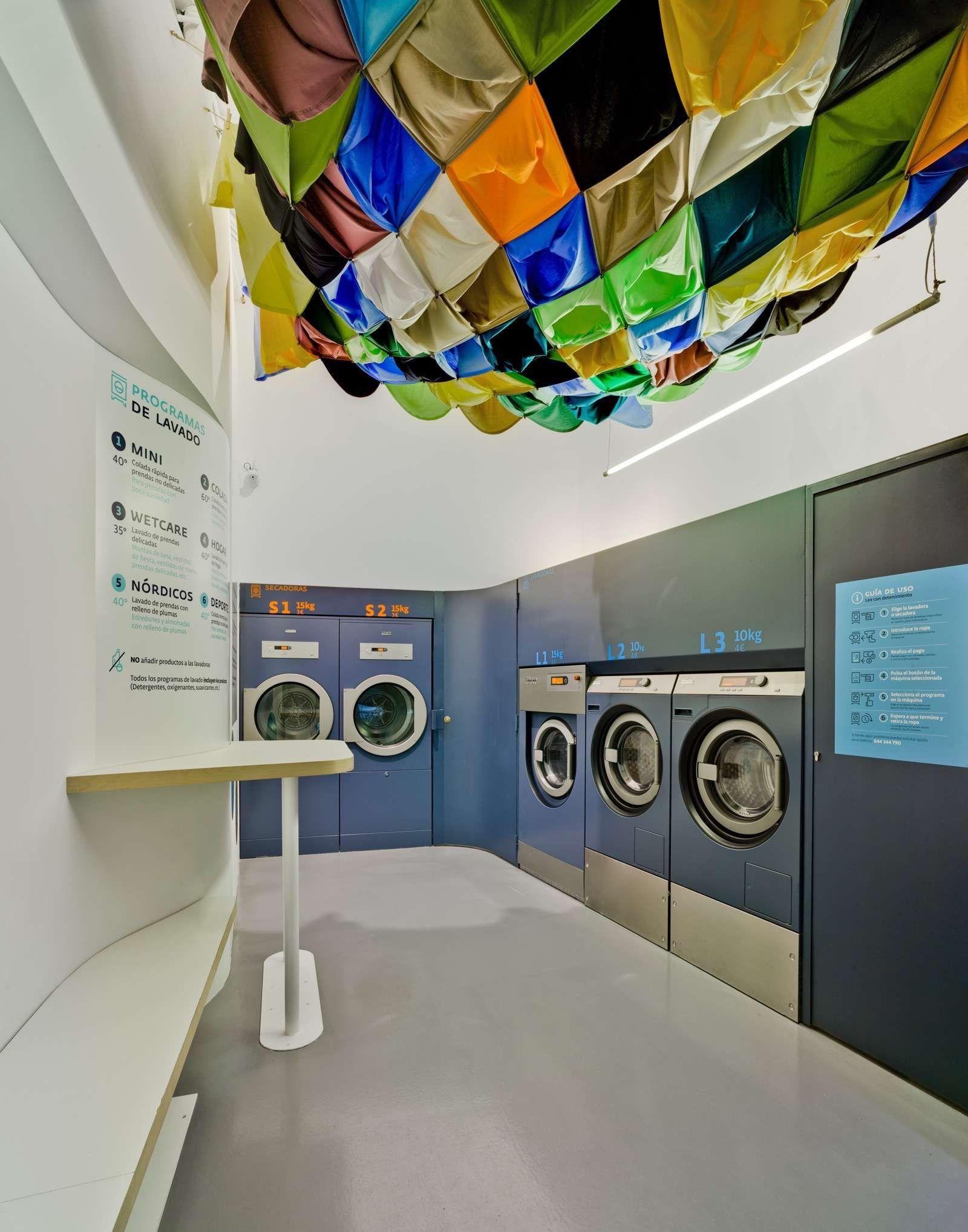 El Tendero Antoni Macia A And D Ilikearch 2 Laundry Shop