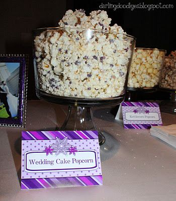 Popcorn For Refreshments Like It