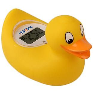 Safety Bath-Time Thermometer - Duck - BunnyBerry