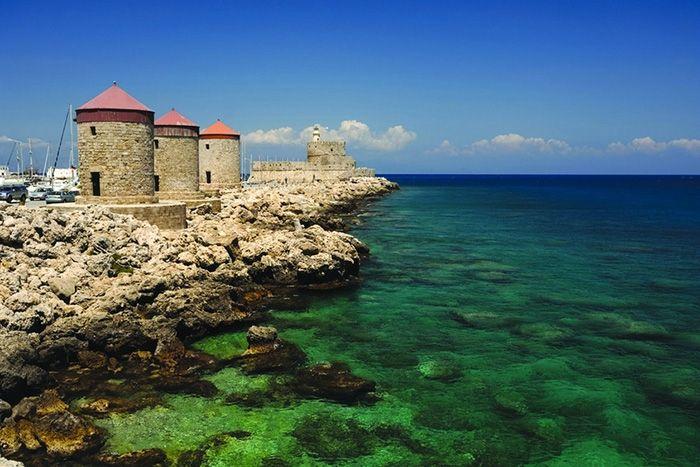 Greek Isles Odyssey, May 14-22, 2014