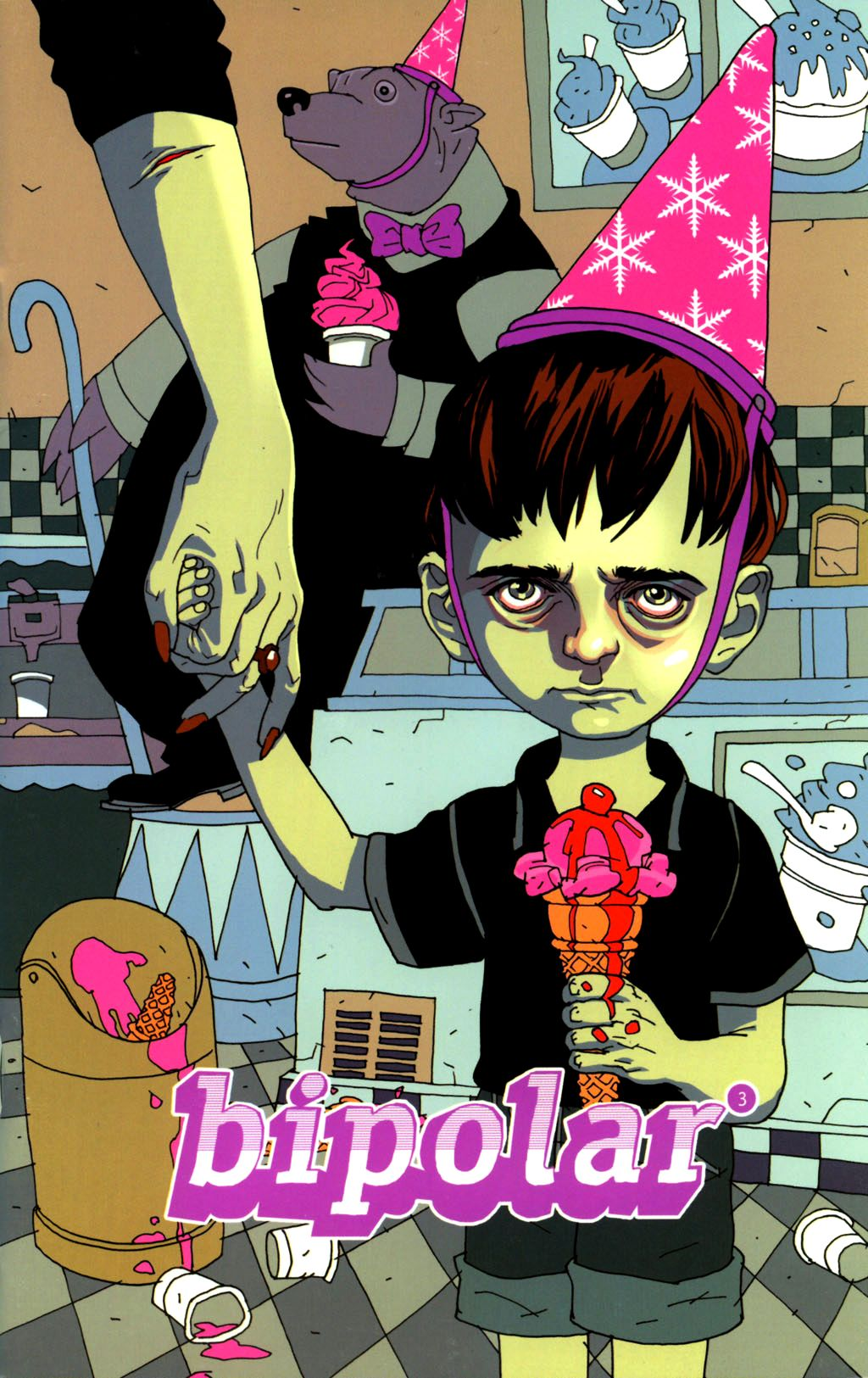 Image result for tomer hanuka bipolar