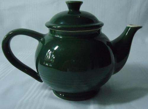 Emile Henry Green Teapot - eBay 2013