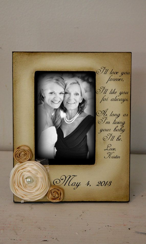 Mom, Mother of the Bride, Mothers Day Gift, Mother, Daughter,Wedding ...