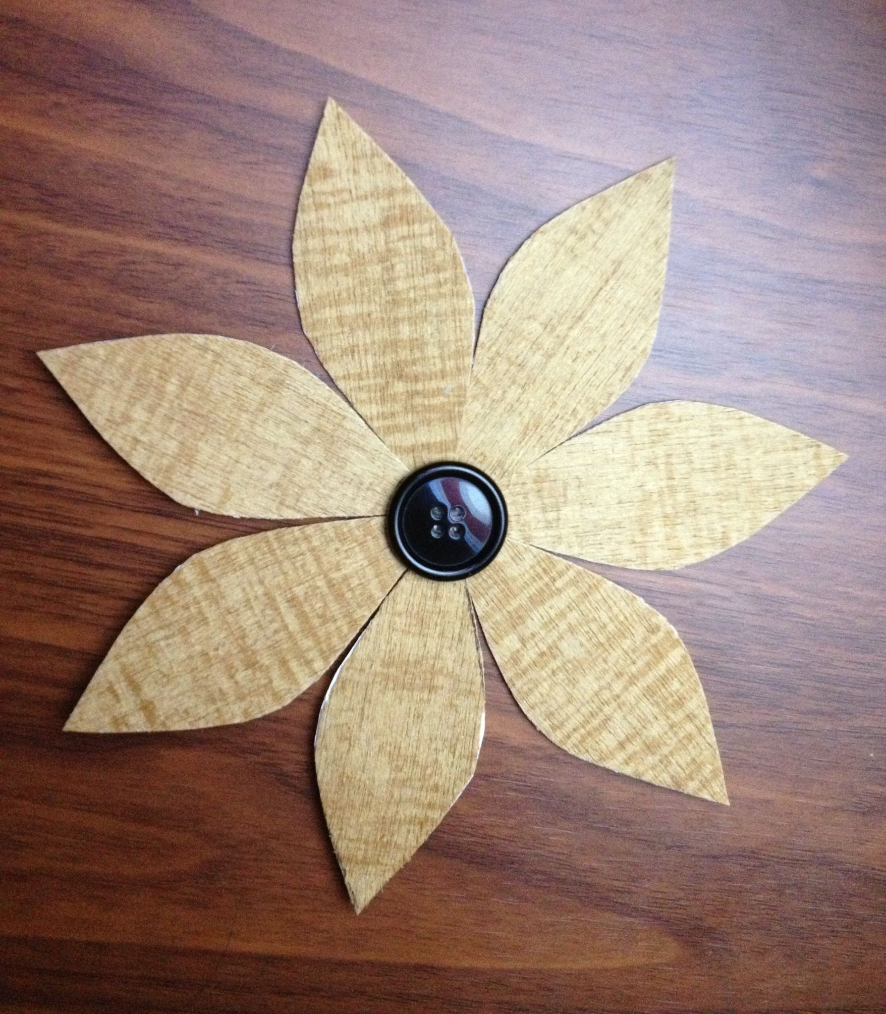 Made by me (Angie Walker D.) a homemade decoration made with some peels of a old door and some other materials.