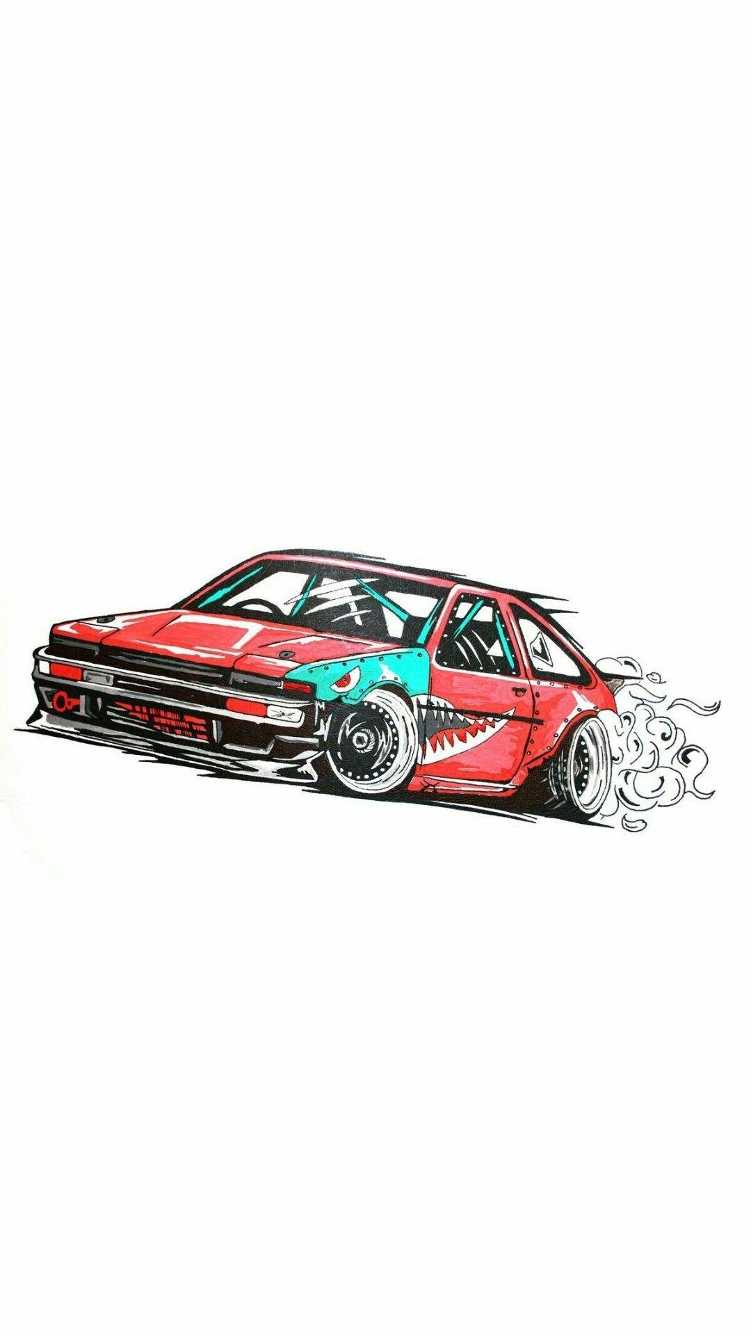 Wallpaper Carros Rebaixados Desenho Desenhos De Carros Arte Para Automovel