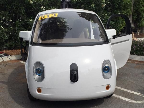 Google is designing the seats, interior moldings, and even the lighting inside its self-driving car (GOOG, GOOGL) - http://www.thelivefeeds.com/google-is-designing-the-seats-interior-moldings-and-even-the-lighting-inside-its-self-driving-car-goog-googl/