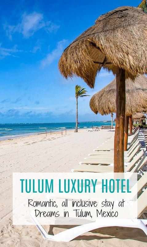 Luxury All Inclusive Tulum Mexico Resort Pinterest Mexico