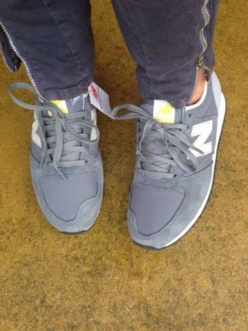 new balance u420 grey