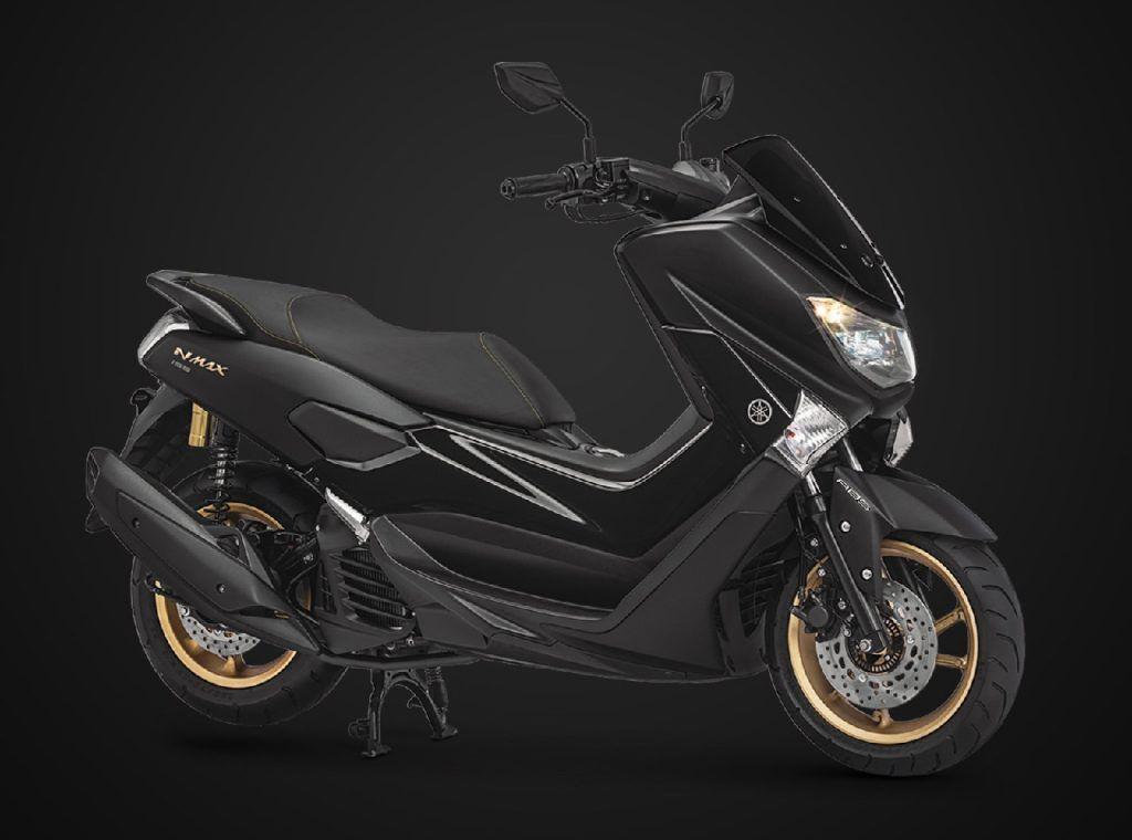 2018 Yamaha Nmax 155 Launched In Indonesia At Idr 26 300 000 Yamaha Nmax Yamaha Sports Bikes Motorcycles