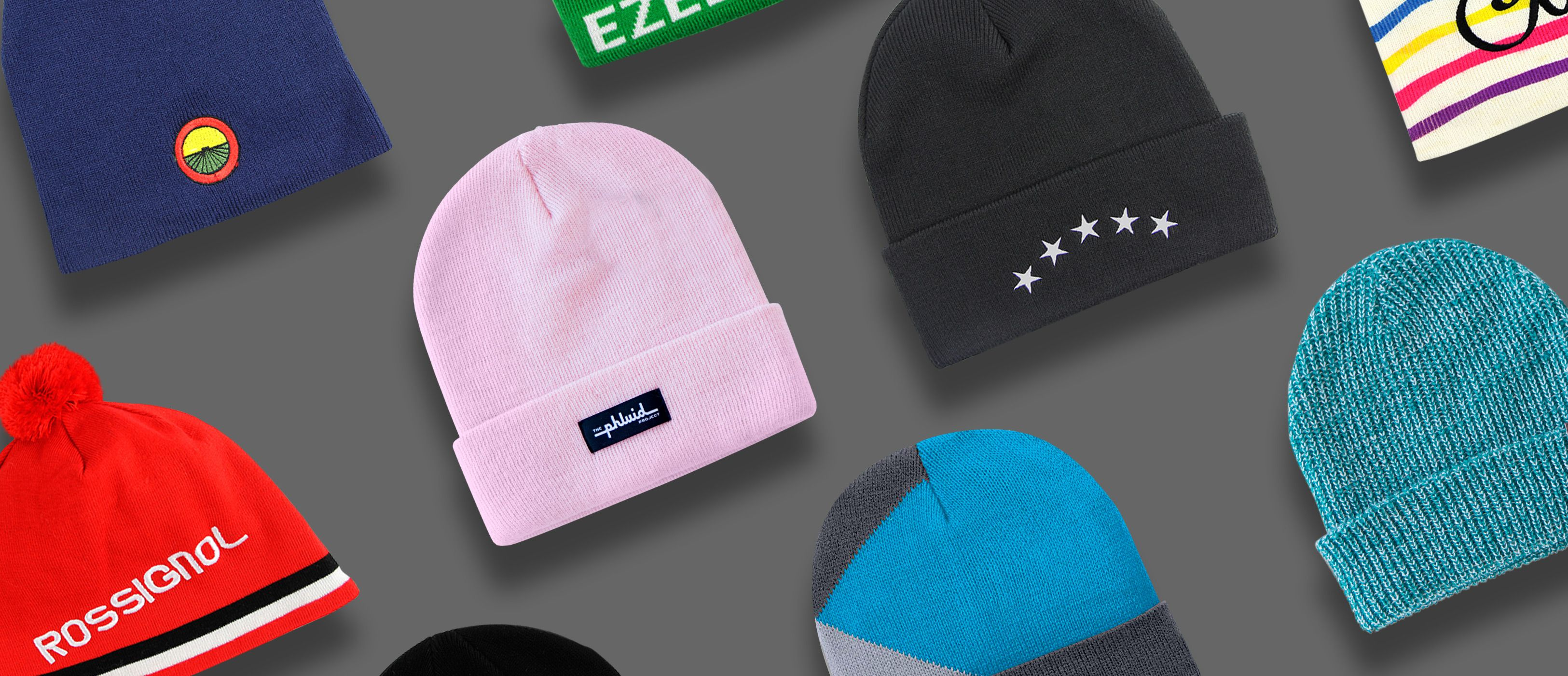 Custom Beanies - Make Your Own Beanies | thestudio.com | Beanie, Custom,  Baseball hats