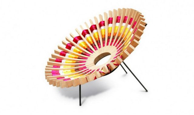Maria Chair by Raul Herrera Téllez » Design You Trust. Design, Culture & Society.