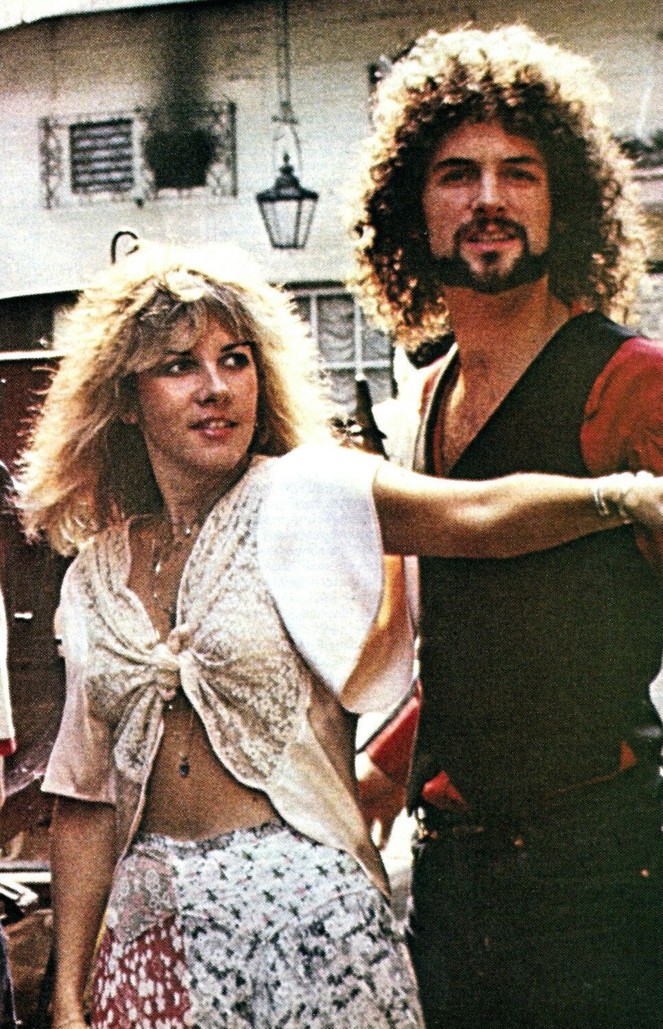 Fleetwood Mac/Lindsey Buckingham ~ Go Your Own Way ~ 1977 ... |Stevie Nicks And Lindsey Buck