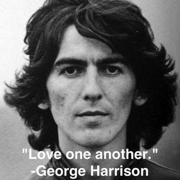 10 Famous Last Words Of Celebrities George Harrison Quotes Beatles George George Harrison