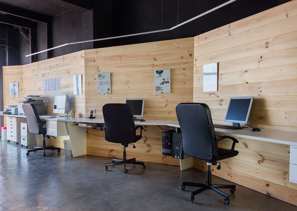 El nuevo estudio de arquitectura de chiralt arquitectos - Arquitectura minimalista ...