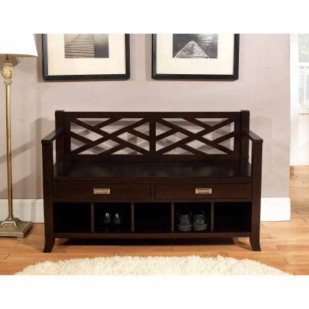Fine Brooklyn Max Dover Entryway Storage Bench With Drawers And Gmtry Best Dining Table And Chair Ideas Images Gmtryco
