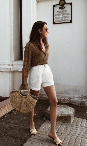 Photo of #looksfemininos # looksinspiração #lookslindos #looksdeverao #shortsfeminino