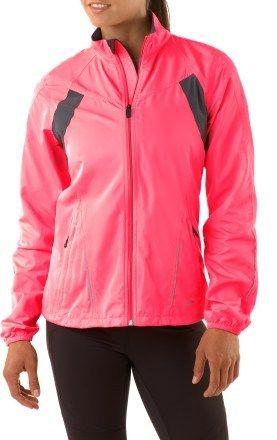 Nightlife Jacket | Damen Lauftops | Brooks Running