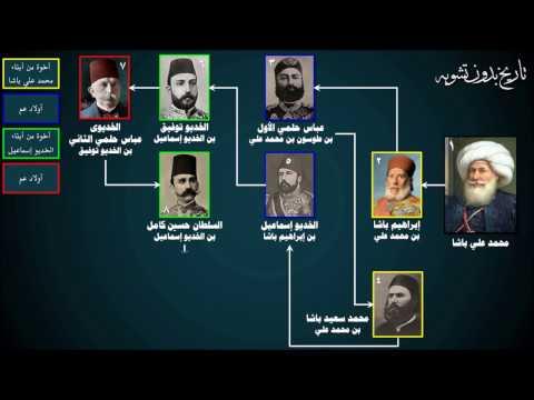 حكام مصر من أسرة محمد علي باشا القائمة الكاملة Youtube Home Decor Frame Decor