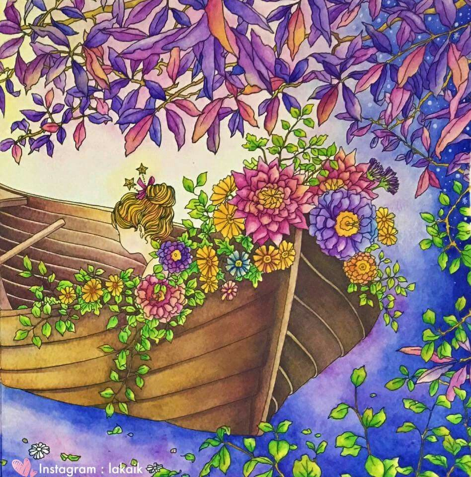Pin By Pratima On Time Chamber Gardens Coloring Book Coloring Books Coloring Pages
