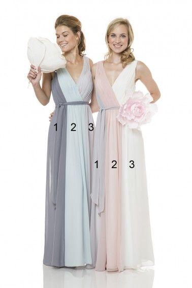 Bari Jay Bridesmaid Dresses - Style 1501