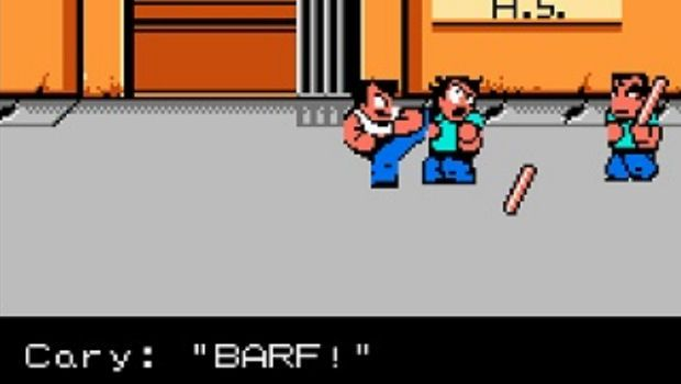 River City Ransom Best Beat Em Up On The Nes But Then There Was Double Dragon Meh Both Were Fun Barf Ransom Video Game Music School Spirit