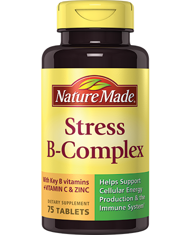 Stress B Complex Supplement Nature Made Anemia Pinterest