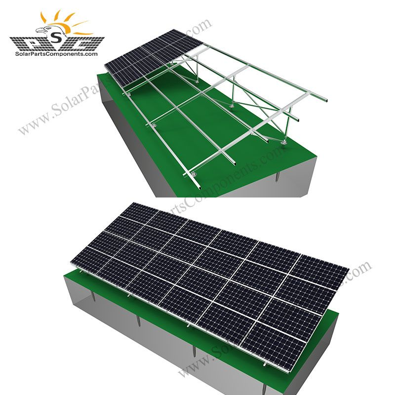 Solar Ground Array Mounting In 2020 Solar Roof Solar Panel Solar Panels
